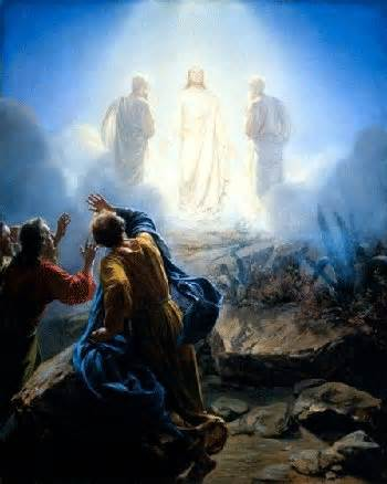 Mt transfiguration
